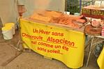 Sinday Market, Divonne-les-Bains, FranceChoucroute Alsacienne